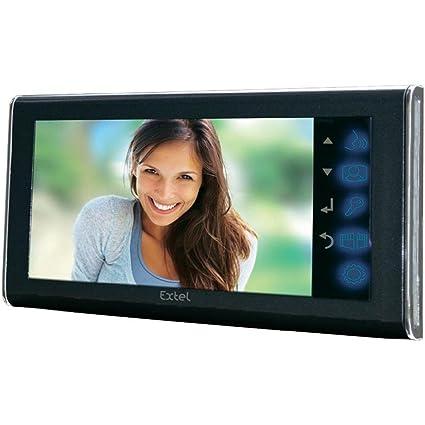 CFIEX Extel MN Iron 2 - Monitor adicional para portero automático con vídeo Iron (a