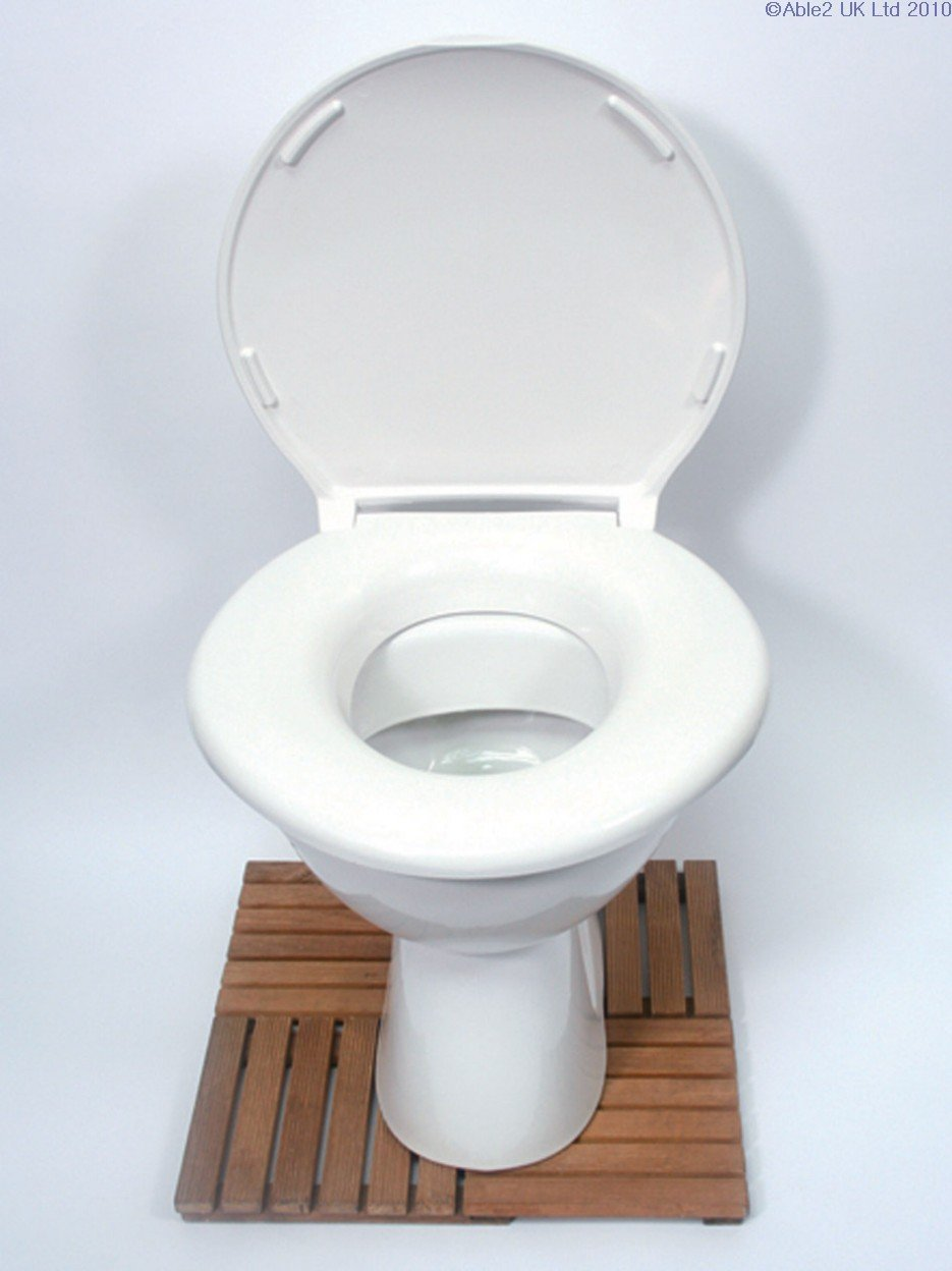 Big John Toilet Seat.Amazon Com Able2 Big John Toilet Seat Health Personal Care