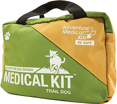 Best Dog First Aid Kit - Adventure Medical Kits Adventure Dog Series Trail Dog Canine First Aid Kit