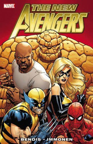 Download New Avengers, Vol. 1 ebook