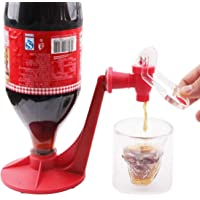 Ogquaton Botella Dispensador de Grifo Ahorro de Soda Boca Abajo Agua Potable Dispensar Fiesta Bar Gadgets de Cocina Máquinas de Bebidas