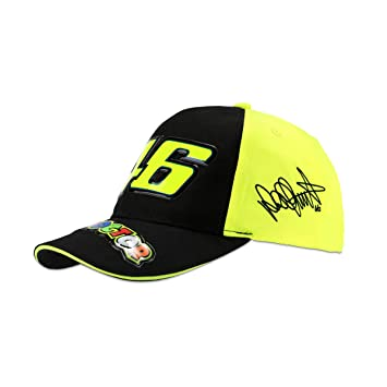 Valentino Rossi VR46 Moto GP Race The Doctor Niños Gorra Oficial 2018 7dcd2485973