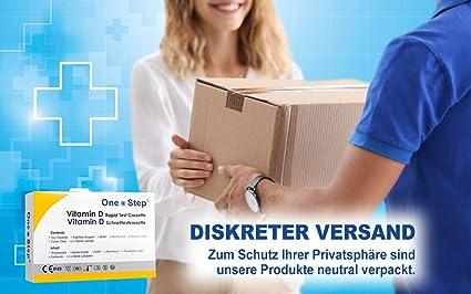 Kit de prueba de vitamina D de One+Step I deficiencia de ...