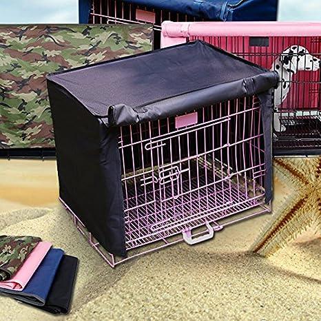 Cubierta para jaula de perro Bureze: Amazon.es: Productos para ...