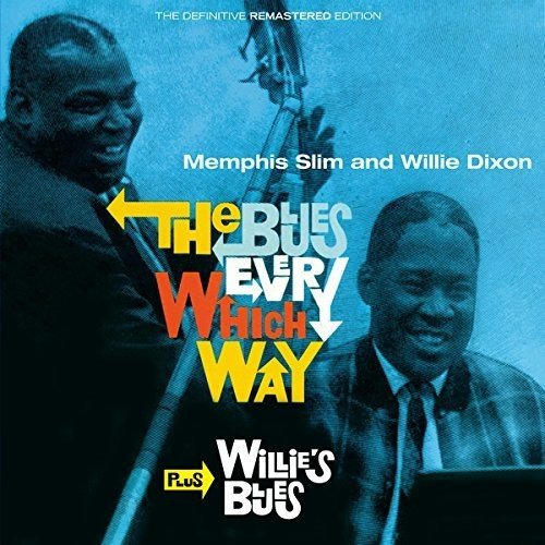 The Blues Every Which Way + Willie`s Blues(import)の商品画像