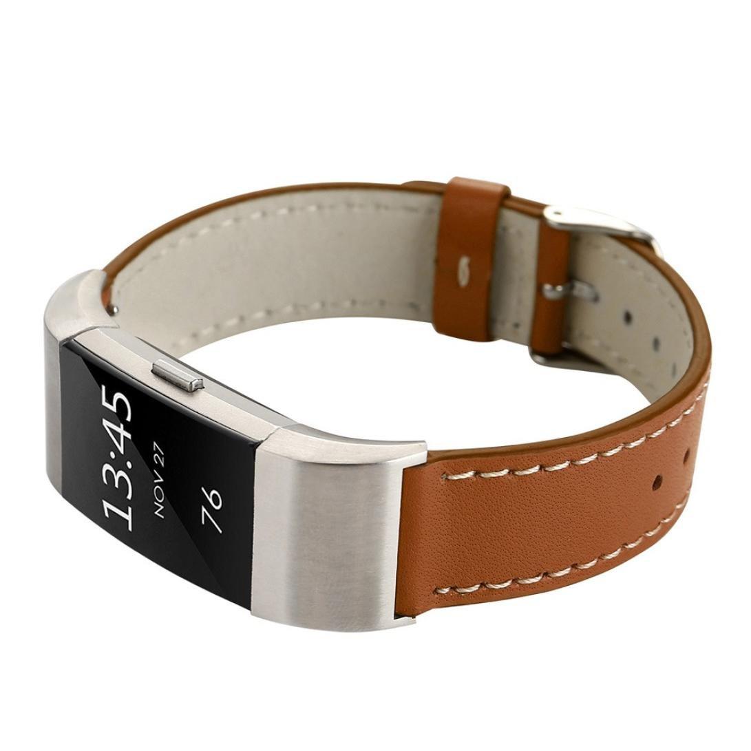 5f95fc513e23 ... 素材:高級レザー 100?%ブランドの新しい、高品質. Fitbit Charge 2対応ストラップ長さ:5.3インチインチ. Fitbit  Charge 2をより個性的なものにすることが、より ...