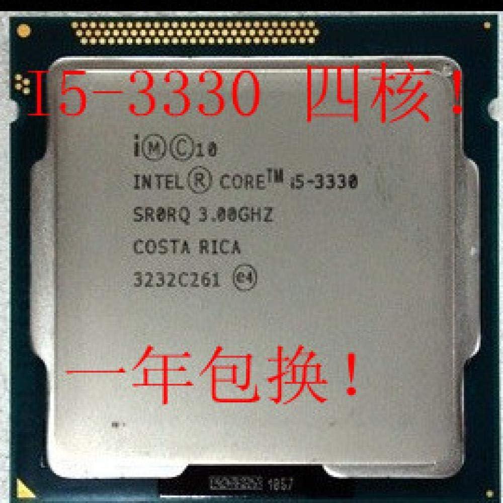 6M Cache, 3.0 GHz Intel Core I5 3330 I5-3330 I5-3350 Processor LGA1155 Desktop CPU Properly Desktop Processor 100/% Working