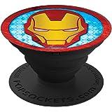 PopSockets Iron Man Icon Marvel/ポップソケッツ スマートフォン/タブレット用グリップ&スタンド