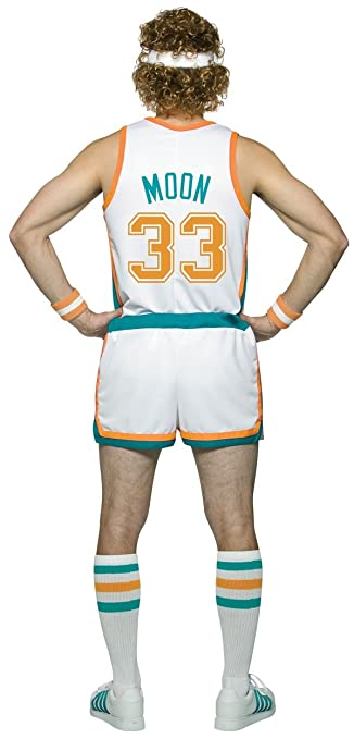 amazoncom flint tropics semi pro jackie moon basketball uniform costume clothing