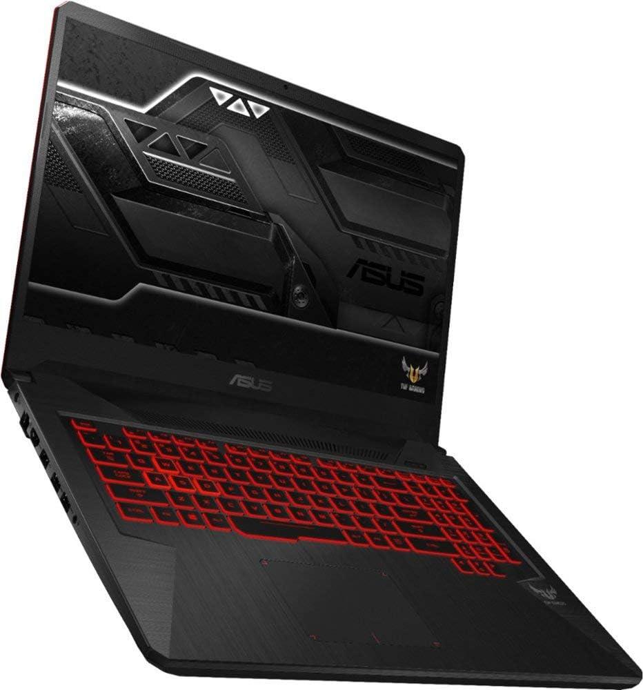 "ASUS 2018 Gaming Laptop - 17.3"" (1920 x 1080) Full HD Display - Intel Core i7-8750H - 16GB Memory - NVIDIA GeForce GTX 1060-512GB Solid State Drive - Windows 10 - Black"