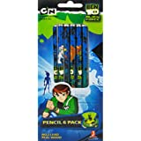 Ben 10 'Alien Force' Pencils (6ct)