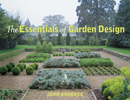 the essentials of garden design john brookes 9780307269027 amazoncom books - Garden Design John Brookes