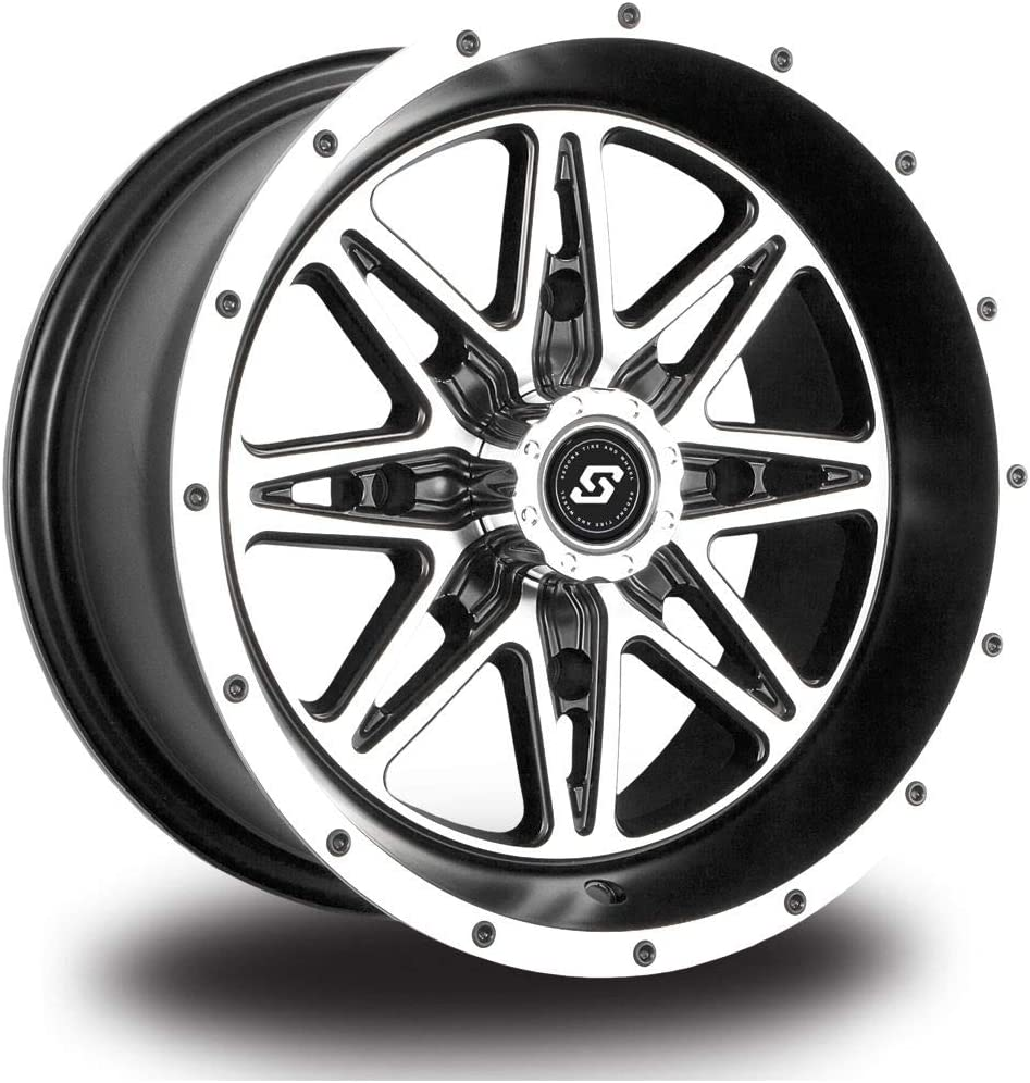 4//110 A7647011-52S Sedona Storm Off-road Beadlock Wheel 14x7-5+2 Offset