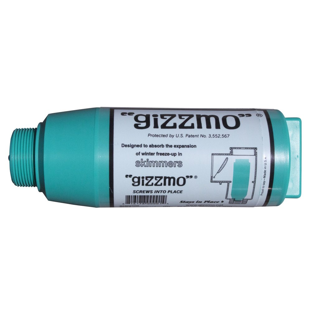 Gizzmo 4101 Regular Original Gizzmo Above Ground and In-Ground Swimming Pool Skimmers