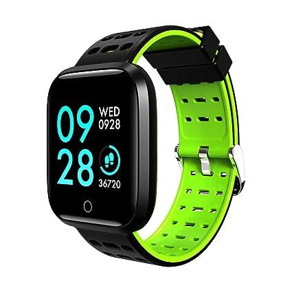 Amazon.com: haixclvyE Lemfo Q8 Smart Bracelet,Bluetooth ...