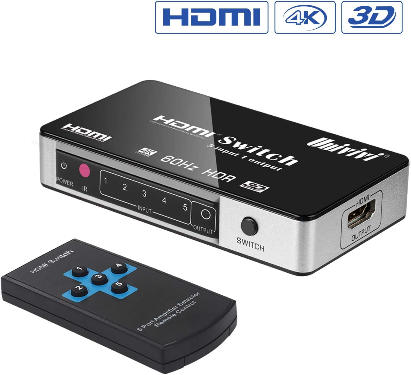 TOP HDMI Switches in 2020,TOP HDMI Switches in 2020 - 4K and 8K Gaming Switches, DigitalUpBeat - Your one step shop for all your  tech gifts and gadgets