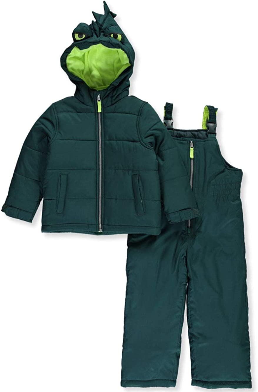 Carter's Boys' Heavyweight 2-Piece Skisuit Snowsuit