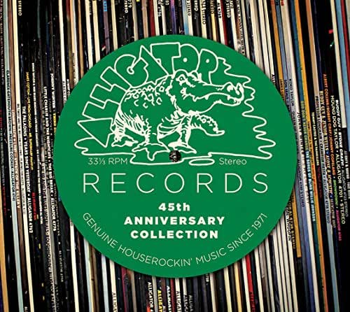 Alligator Records 45th Anniversary Collection - Alligator Records 45th Anniversary Collection - 2016
