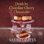 Death by Chocolate Cherry Cheesecake | Sarah Graves