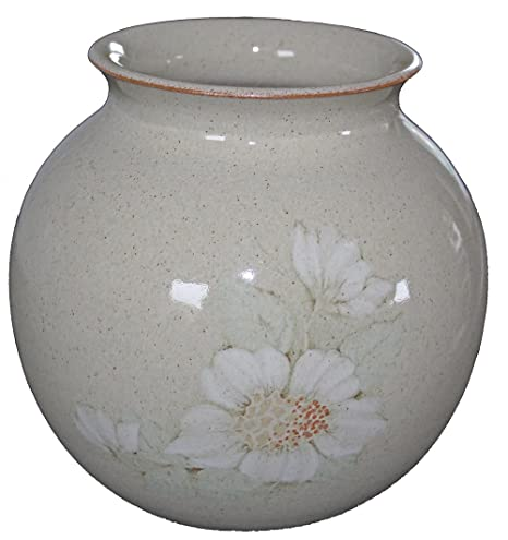 Denby Daybreak Round Vase Amazon Kitchen Home
