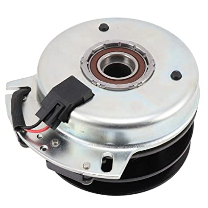 OCPTY Electric Power Take Off Clutch Electric PTO Clutch 917 04552 Quality Upgraded Aftermarket Fit For Cub Cadet Huskee MTD Sears Troy Bilt
