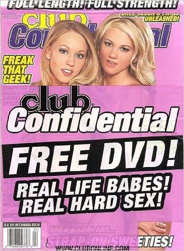 Club confidential magazine