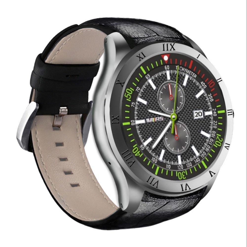 Smart Watch MTK6580 Bluetooth 4.0 Soporte 1.39 Pulgadas AMOLED ...