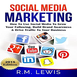 Social Media Marketing Audiobook