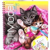 Top Model 046671- Libro para Colorear Gatitos.
