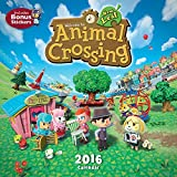 Animal Crossing 2016 Calendar: New Leaf