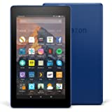 """Fire 7 Tablet with Alexa, 7"""" Display, 8 GB, Marine Blue — with Special Offers"""