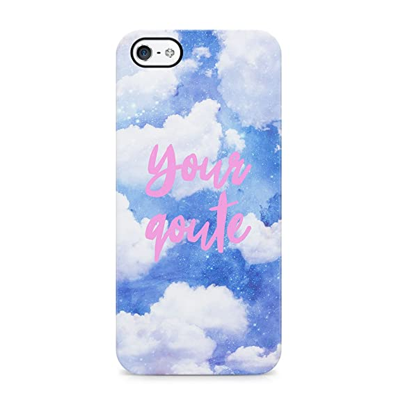 Amazoncom Custom Personalised Text Quote Name Tumblr Clouds