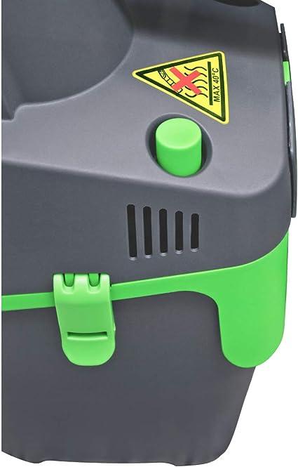 Cleancraft Trockensauger Flexcat 16 H Behälter 6 L Tragbar Mit Schultergurt Umfangreiches Zubehör 7003110 Baumarkt