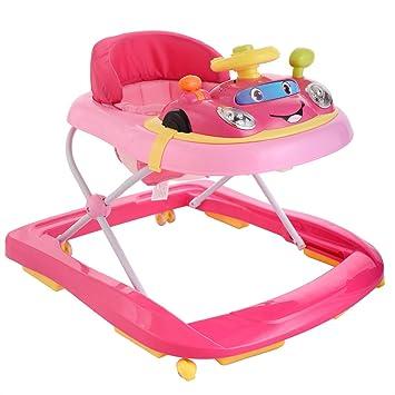 b71a53007530 Amazon.com   New MTN-G Baby Walker Bouncer Adjustable Activity ...