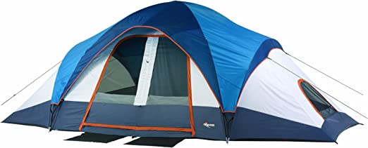 Mountain Trails Grand Pass 10 Person Camping Tent