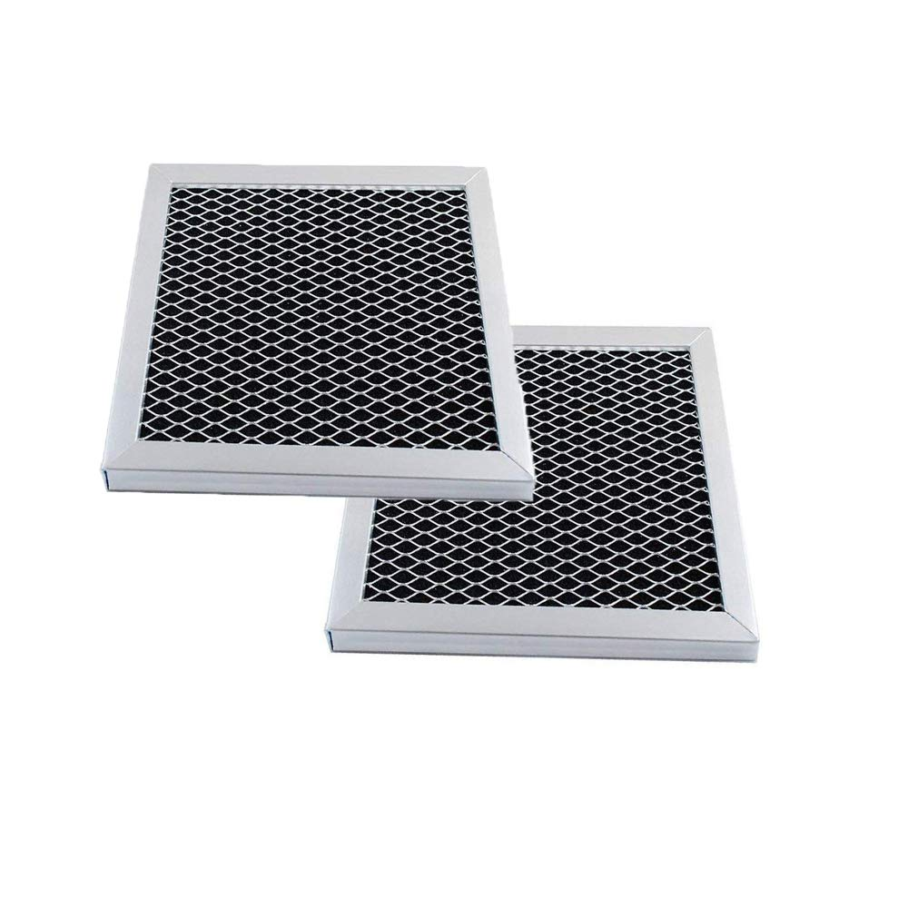 Swess 8206230A Charcoal Filter Compatible Sears Whirlpool Microwave Range Hood Replace 8206230, AP4299744, PS1871363