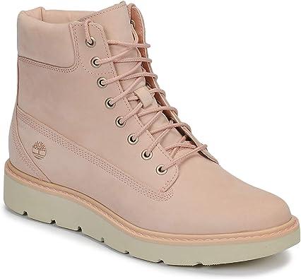 Hobart Ya Mencionar  Timberland Kenniston 6in Lace Up Boot Botines/Low Boots Mujeres Rosa - 36 -  Botas De Caña Baja Shoes: Amazon.es: Zapatos y complementos