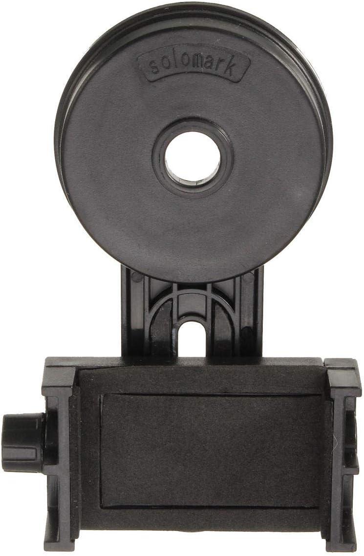 Raitron Universal Astronomical Telescope-Mount Holder Adapter Clip for Smartphone Camera