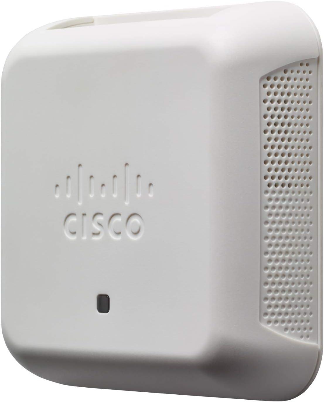 Cisco WAP150 Wireless AC/N Dual Radio Access Point, Limited Lifetime Protection (WAP150-A-K9-NA)