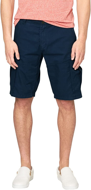 ser Mit Aufgesetzten Taschen Shorts para Hombre