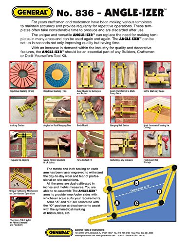 General-Tools-836-Angle-izer-Template-Tool