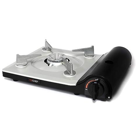 Amazon.com: Techef AG28BK Agni - Quemador portátil para ...