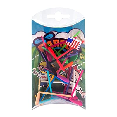 Channel Craft Flarble Fingertip Flyer: Toys & Games