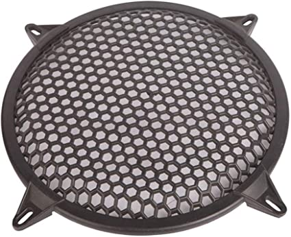 Install Bay 85-9012 12-Inch Steel Woofer Grille with Hardware