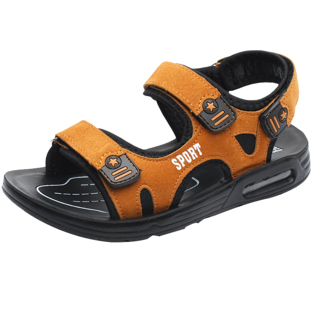Mallimoda Boys Flat Sport Sandals Open Toe Beach Shoes