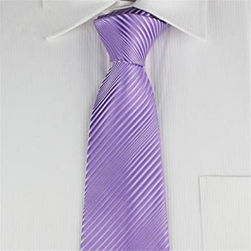 Wangwang454 Vestido De Hombre De Negocios Corbata Color Sólido ...
