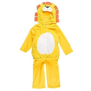 Carteru0027s Halloween Costume Lion Yellow Orange 2 Pieces NEW Baby Toddler (24 months)  sc 1 st  Amazon.com & Amazon.com: Carteru0027s Halloween Costume Lion Yellow Orange 2 Pieces ...