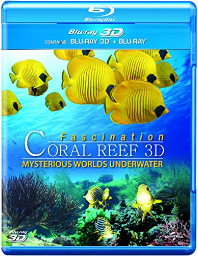 Fascination Coral Reef 3d: Mysterious Worlds [Blu-ray]