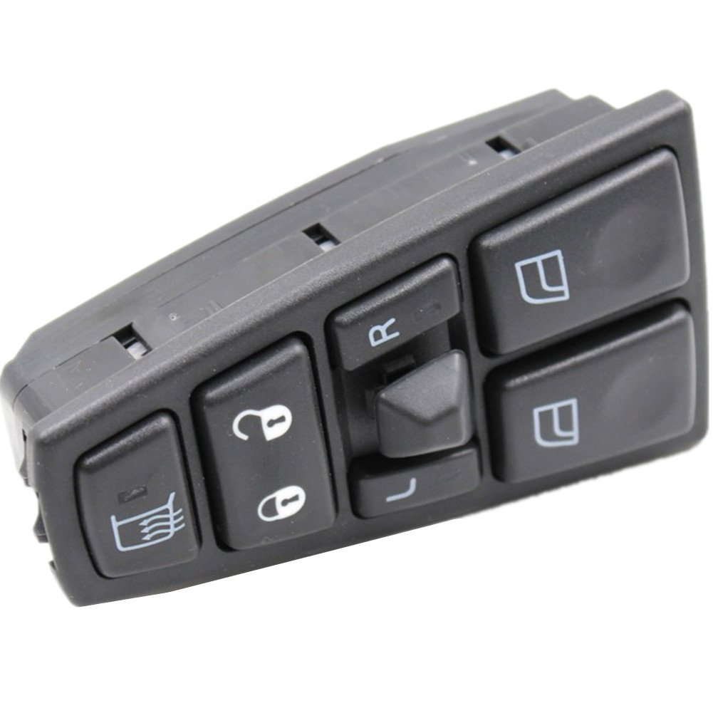 Guteauto Master Control Window Switch For Volvo Truck FH12 FM VNL Driver Side 21543897 20752918