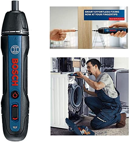 Bosch GO 2 Kit Smart Tournevis 3.6V Tournevis Electrique